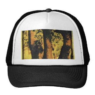 Tree Pop Art Cap