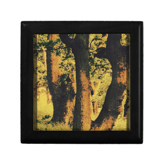 Tree Pop Art Gift Box