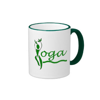Tree Pose - Yoga Coffee Mug