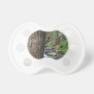 Tree Redwood Stream Pacifiers