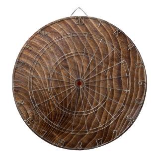 Tree rings dartboard