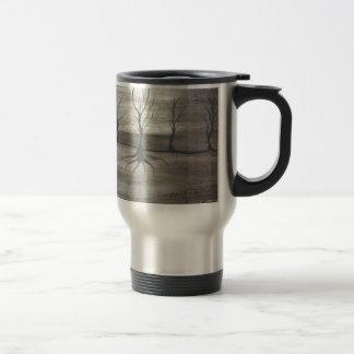 Tree Roots Coffee Mug
