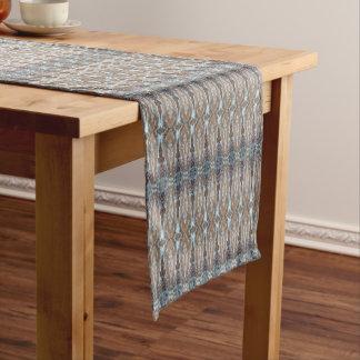 tree sap pattern table runner