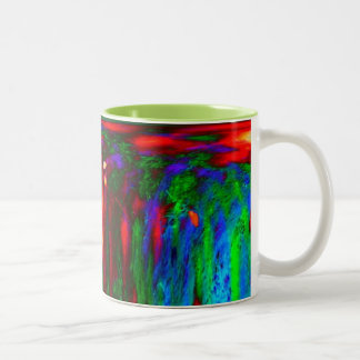 """""""Tree Shadows20"""" coffee mug"""