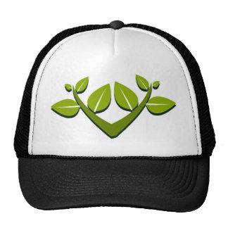 tree  sign  in illustration hats