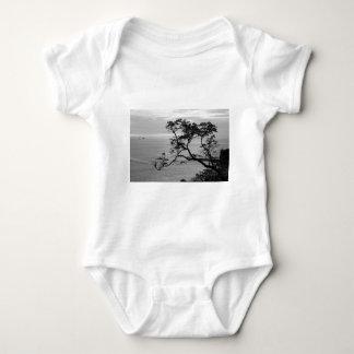 Tree Silhouette Baby Bodysuit