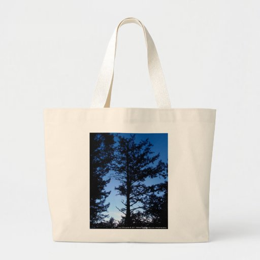 Tree Silhouette Bag