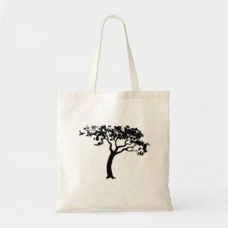 Tree Silhouette Bags