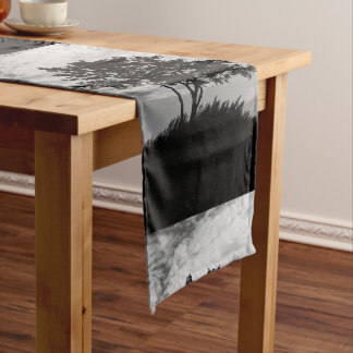Tree Silhouette Medium Table Runner