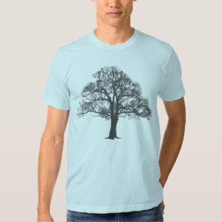 Tree Silhouette, Unisex Fit Tee