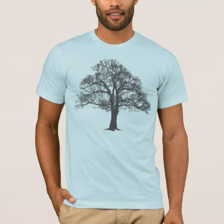 Tree Silhouette, Unisex Fit Tee