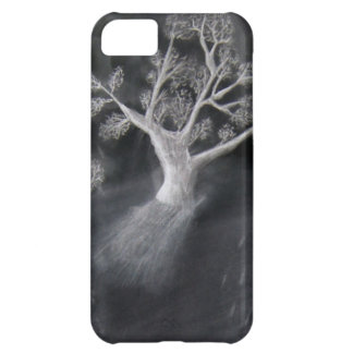 Tree Sketch Case For iPhone 5C