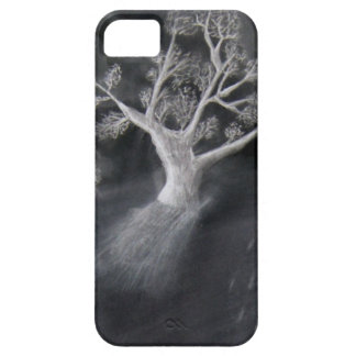 Tree Sketch iPhone 5 Cover
