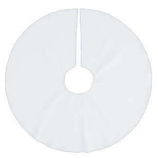 Tree Skirt Brushed Polyester Tree Skirt