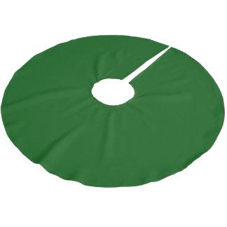 Tree Skirt uni Green