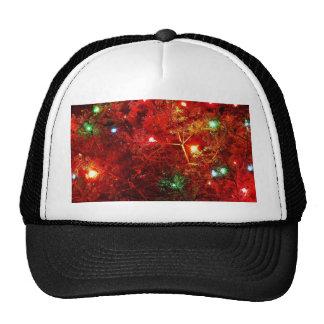 Tree Sparkles Mesh Hats