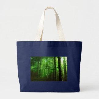 Tree Spirits Large Tote Bag