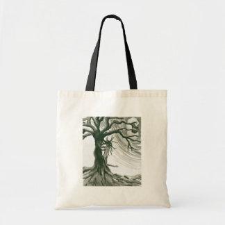Tree Sprite Tote Bag Tree Tote Bag Tree Art