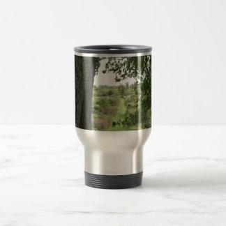 Tree Stand Stainless Steel Travel Mug