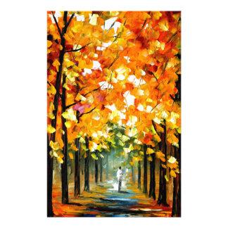 Tree Stationery Paper