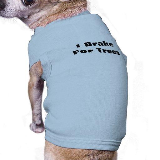 Tree Stopper Pet Shirt