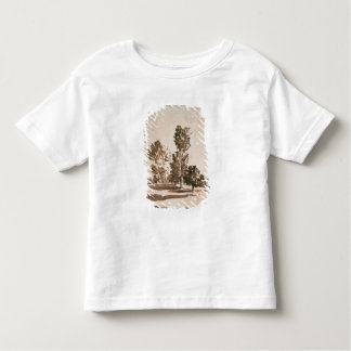 Tree Study (pen & ink on paper) Toddler T-Shirt