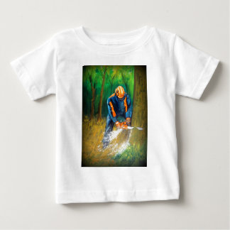 Tree Surgeon Arborist christmas present Birthday Baby T-Shirt