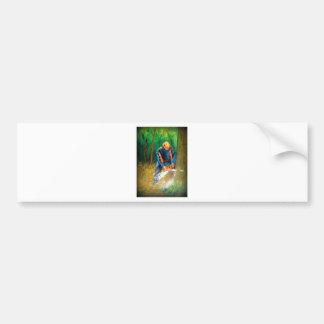 Tree Surgeon Arborist Forester Bumper Sticker