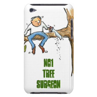 Tree surgeon iPod Case-Mate cases
