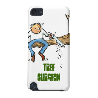 Tree surgeon iPod touch (5th generation) cover