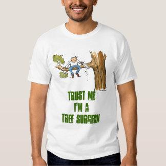 tree surgeon shirts