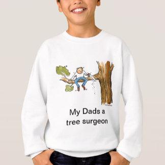 tree surgeon sweatshirt