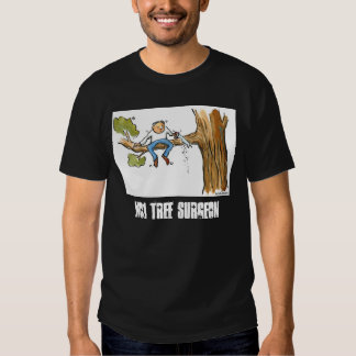 tree surgeon t-shirts