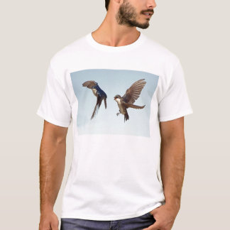 Tree Swallow Chase T-Shirt