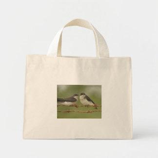 Tree Swallows Bag