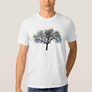 tree. t shirt