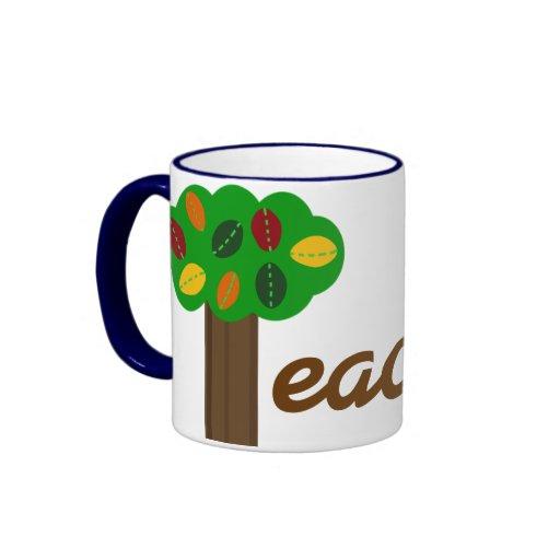 Tree Teacher Coffee Mug