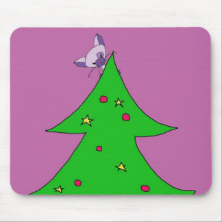 Tree Topper With Spot The Cat Mousepad