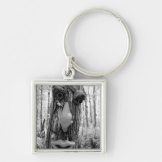 Tree troll on a Big Cypress tree. Key Ring