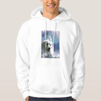 Tree WhtLab Sweatshirts