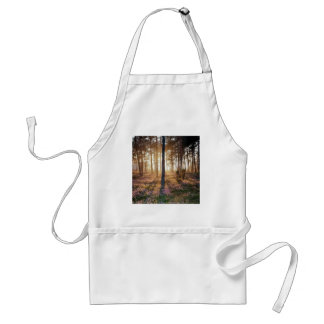 Tree Wild Forest Floor Aprons