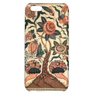 Tree with Flowers and Horns of Plenty, India 1750 iPhone 5C Case
