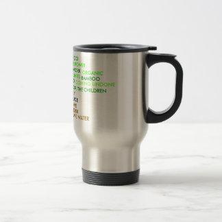 Tree word mug