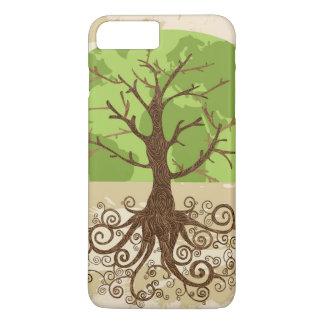 Tree World Concept iPhone 8 Plus/7 Plus Case