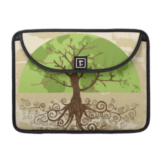 Tree World Concept Sleeve For MacBook Pro