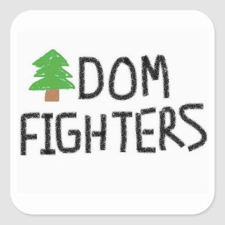 Treedom Fighters Sticker Swag