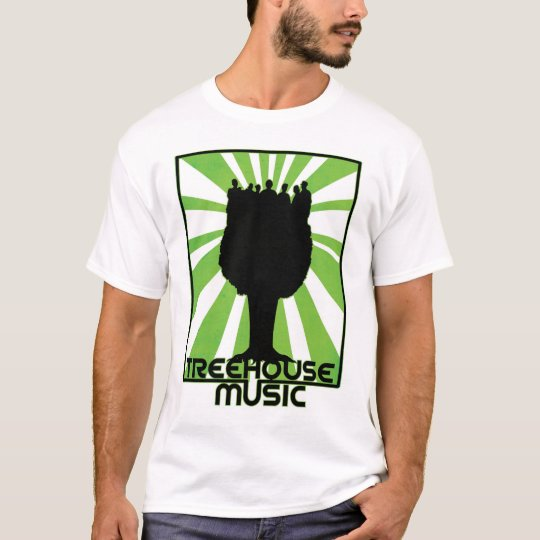 TREEHOUSE MUSIC LOGO T-Shirt