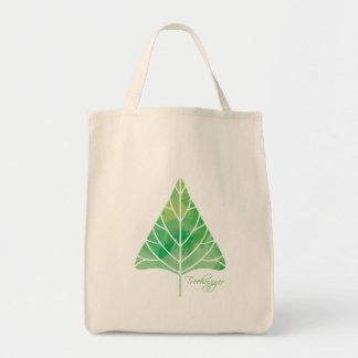 Treehugger Organic Grocery Tote Bag