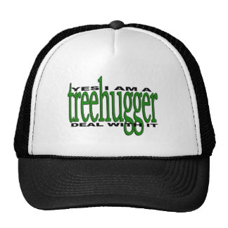 Treehugger Pride Trucker Hats