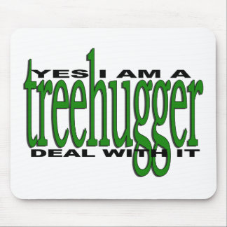 Treehugger Pride Mouse Pads